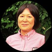 飛騨の森ガイド協会会員 影山節子