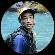 飛騨の森ガイド協会会員 熊崎 潤