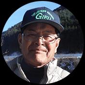 飛騨の森ガイド協会会員 田添 敏則