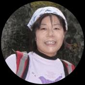 飛騨の森ガイド協会会員 牛丸洋子