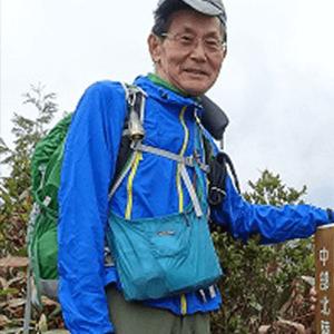 飛騨の森ガイド協会会員橋本欽也