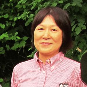 飛騨の森ガイド協会会員影山節子