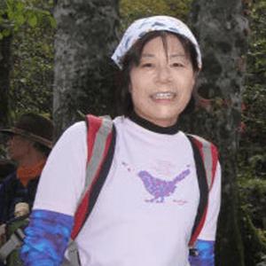 飛騨の森ガイド協会会員牛丸洋子