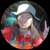 ガイド協会会員 戸田里美
